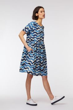 Rebekah Callaghan x Gorman new arrivals. Exclusive prints of contemporary art in luxe fabrications Gorman Clothing, Women's Clothing, Old Fashioned Drink, Frocks, Fashion Looks, Short Sleeve Dresses, Shirt Dress, Clothes For Women, My Style