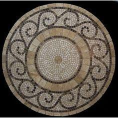 Résultat d'images pour free mosaic patterns for tables Mosaic Diy, Mosaic Garden, Mosaic Crafts, Mosaic Projects, Marble Mosaic, Stone Mosaic, Mosaic Glass, Mosaic Tiles, Cement Tiles