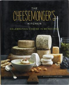 "Guess who just registered for this??    ""The Cheesemonger's Kitchen"" in Cookbooks 