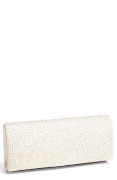 $58, Beaded Envelope Clutch by Nina. Sold by Nordstrom. Click for more info: http://lookastic.com/women/shop_items/73471/redirect