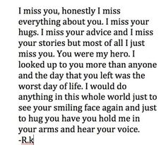 All the feels.I miss you Daddy ( I Just Miss You, Miss You Daddy, Miss You Mom, Be My Hero, You Are My Hero, Phrase Choc, Rip Daddy, Rip Grandpa, Missing You Quotes