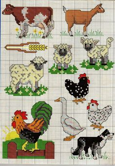 cross stitch pet - Bing Images