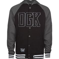 DGK Dugout Mens Jacket for the Hubby