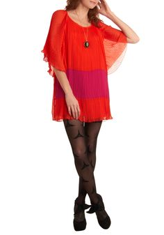 The Zest Around Dress   Mod Retro Vintage Dresses   ModCloth.com $24