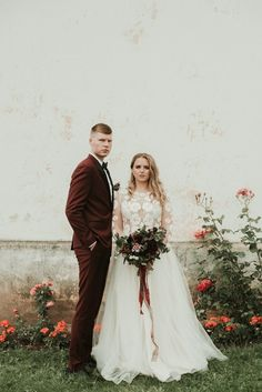 Get your feels ready for all the adorable whimsy magical at this moody Latvia wedding   Image by Miks Sels Photography