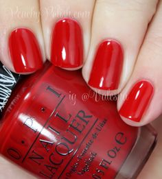 OPI Over & Over A-Gwen - Gwen Stefani Collection