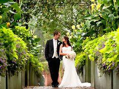Atlanta Botanical Garden Wedding Georgia Reception Venues Garden 30309 | Here Comes The Guide