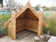 Makers of rustic wooden outdoor furniture, playground equipment, toys and garden accessories. Childrens Outdoor Play Equipment, Play Based Learning, Outdoor Playground, Garden Accessories, Play Houses, Garden Bridge, Creative Art, Outdoor Structures, Outdoor Furniture