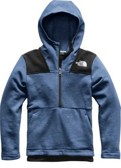 The North Face Boys  Linton Peak Anorak Jacket. Giacca A VentoThe North Face GiaccheFelpe Con Cappuccio d2937d530c53