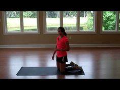 4 Plank Variations: Inch Worm, Dynamic Plank, Plank Row, Triceps Plank