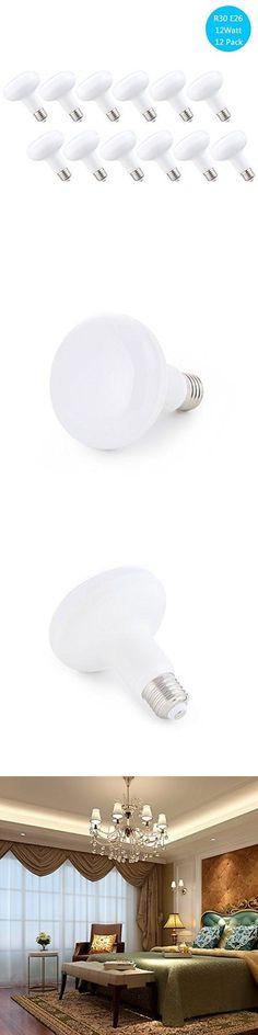 Baby Bibs and Burp Cloths 20408: Be30 Led Light Bulb 12-Watt 120-Watt Replacement, 1320-Lumen R30 Floodlight With -> BUY IT NOW ONLY: $71.19 on eBay!