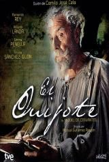 Don Quijote de la Mancha DVD ~ Fernando Rey Eccentric and noble Don Quixote travels the Spanish countryside with his trusted squire Sancho Panza to right the wrongs of the world. Camilo Jose Cela, Dom Quixote, Modern History, Love Him, Cinema, Books, Movie Posters, Director, Rey