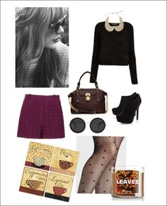 Polyvore fall look book
