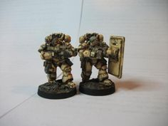 Cool imperial guard/space marine mashup
