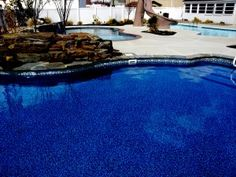 Mountaintop Mosaic Liner Pic Mountaintop Blue Mosaic