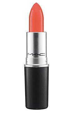 7a8730b17d9 MAC Coral Lipstick - Pretty Boy (C) Lipstick Mac, Makeup Lipstick, Pink