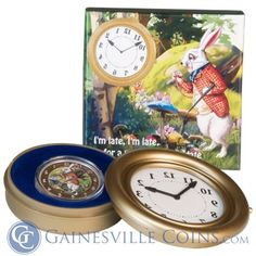 The Lunar Year of the Rabbit coin, does not only commemorate the Chinese Lunar Calendar, but also the tale of Alice in Wonderland. A special silver investment! Easter Party, Easter Gift, Adventures In Wonderland, Alice In Wonderland, Year Of The Rabbit, Easter Greeting Cards, Gold And Silver Coins, Mint Gold, Spring Home Decor