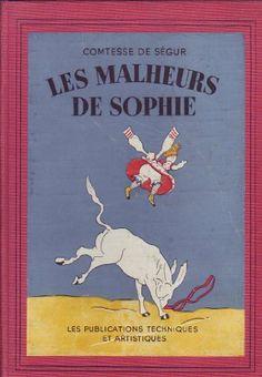 #jeunesse : Les malheurs de Sophie par la Comtesse de Ségur. Illustrations de Henriette de Costier http://www.amazon.fr/dp/B00CD5X106/ref=cm_sw_r_pi_dp_kc3Ftb0PP90GF