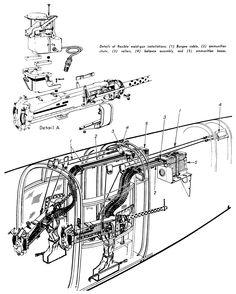B25  側面機銃座