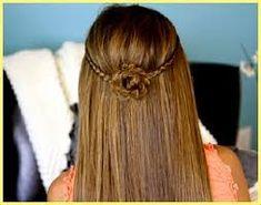 Resultado de imagen para Peinados Bonitos