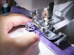 What is a serger? Learn all about them on Totally Stitchin'!