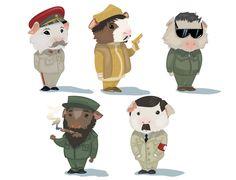 if dictators were gerbils