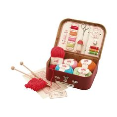 Moulin Roty Sewing Kit, at Oompa Toys. $57
