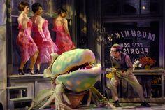 little shop of horrors costumes - Google Search