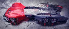 Futuristic Honda Cyb