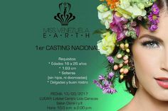 Miss Earth Venezuela 2017 First National Casting