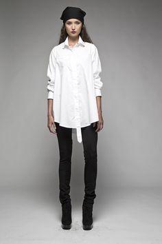 Taylor 'Follow the line' collection, Winter 2013 www.taylorboutique.co.nz Taylor Boutique - Ensemble Shirt