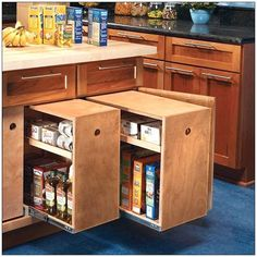 10 Diy Great Kitchen Storage Anyone Can Do 1