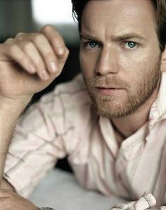 Ewan Mcgregor.  What a beautiful man that makes such amazing movies