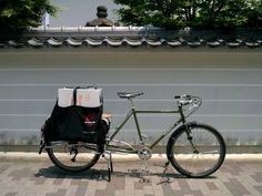 Surly LHT + xtracycle