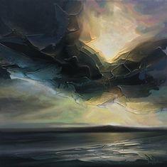 Artist Gallery, Art Oil, Painting Inspiration, Abstract Art, Oil Painting Abstract, Painting Art, Watercolor Painting, Landscape Paintings, Modern Art