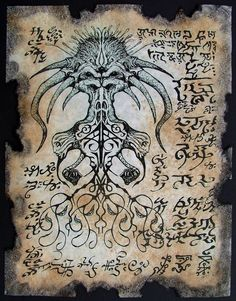 Resultado de imagen para libro de magia prohibido