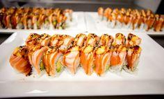 Cannonball Sushi #ReaderFeast   San Diego