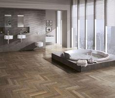 Tavar Parquet,  From recovery centenarians woods, born Memento   (8). Villa flooring interior design.