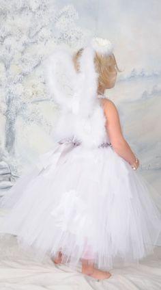 Heavenly Angel Empire Tutu
