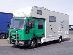 Iveco EuroCargo double cab Heavy-motorhome