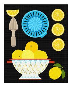 CbyC Studio Original Citrus Sweet 2 Limited by cbycdesignstudio, $15.00