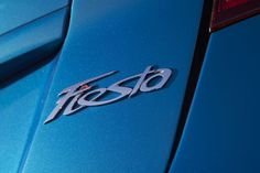 2015 Ford Fiesta Logo or label