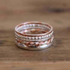 The best thing about stacking rings, is you can never have too many!! All sizes on all fingers - worn as thumb rings, midis or stacked up with gemstones!! Check out my list of stackers starting at just £4 with free uk postage!!