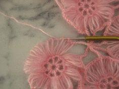 """Мой жасмин: """""""" Розовый платок, сочетать как к """""""""""