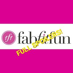 Full FabFitFun Fall Box Spoilers! Go see if you must ;) I have 2 coupons as well.  TheSubscriptionBoxFamily.com #spoilers #coupons #subscriptionbox #fabfitfun #subscriptionboxes #loveit #style #jewelry #fitness #subscriptionboxaddict #beauty#makeuptalk #makeup #fit #fun #reviews #unboxing #sales #spoiler #fallstyle #fallfashion #fashion #fall #coupon  #thesubscriptionboxfamily by thesubscriptionboxfamily