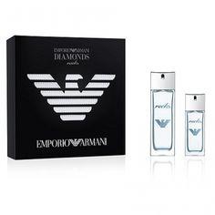 Giorgio Armani Emporio Armani Diamond Rocks Eau De Toilette Spray 75ml + 20ml Free Gift Set ONLY £44.95 FREE DELIVERY https://www.funkyfragrances.co.uk/shop/product/giorgio-armani-emporio-armani-diamond-rocks-eau-de-toilette-spray-75ml-+-20ml-free-gift-set/119 #edt #mensgift #aftershave #fragrantica