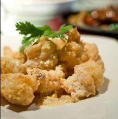 Udang Goreng Telur Asin | Sukamasak - Aneka Resep Makanan | Resep Masakan Indonesia | Berbagi Aneka Resep Favorit Anda