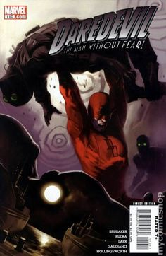 Daredevil (1998 2nd Series) 110A