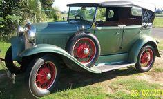 #Ford A 1930 Phaeton. https://www.arcar.org/ford-a-1930-88237