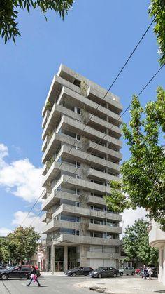 Image 19 of 32 from gallery of Pueyrredón 1101 Building / Pablo Gagliardo. Photograph by Ramiro Sosa